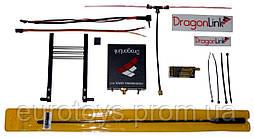 Комплект LRS Dragon Link V2 UHF 433MHz 500mW 12 каналов - 1 приемник ант. 30см
