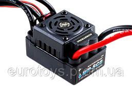 Влагозащищённый бесколлекторный регулятор хода HOBBYWING EZRUN WP SC8 для автомоделей