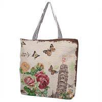 60e899676658 Пляжная сумка ETERNO Женская пляжная тканевая сумка ETERNO (ЭТЕРНО)  DET1804-6