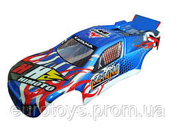 31506 1:10 Truggy Car Body Blue 1P