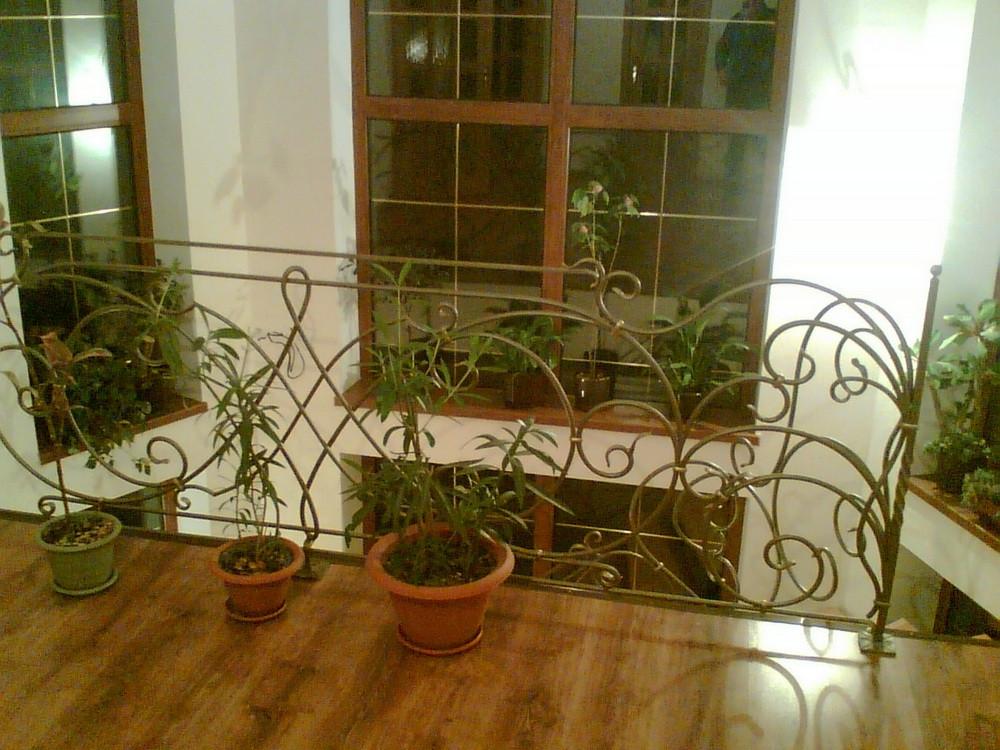 много света. и зимний сад на 1 этаже эркера.