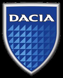 Боковые пороги Dacia