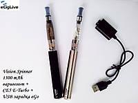 Электронные сигареты Vision Spinner 1300 mAh с переменным напряжением+CE5 E-Turbo