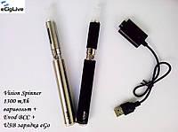 Электронные сигареты Vision Spinner 1300 mAh с переменным напряжением+Evod BCC