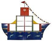 Стелаж «Кораблик»
