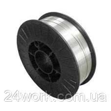 Флюсовая сварочная проволока Forte Е71Т-11; 1 кг; 0.9 мм