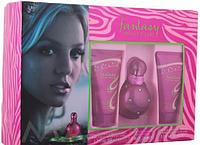 Набор Britney Spears Fantasy (парфюмированная вода 30ml + суфле для тела 50ml + гель для душа 50ml)