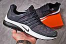 Кроссовки мужские Nike Air Presto BRS 1000, темно-серые (13077) размеры в наличии ► [  41 42 44 46  ], фото 7