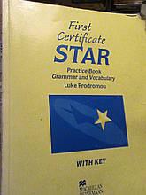 First Certificate STAR Work Book