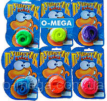 Пушистик Байла оригинал, Twisty Worm, Червячок Мейзи, Magic Worm, Mr.Fuzzy.