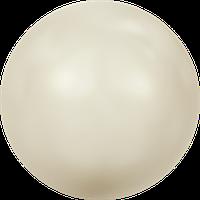 Полужемчуг клеевой горячей фиксации (HOTFIX) 2080/4 Cream Pearl (упаковка 144 шт) 34ss