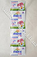 Таблетки от комаров Picnic baby без запаха 10 шт