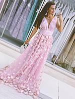 Вечернее невероятно красивое женское платье   РАЗНЫЕ ЦВЕТА