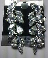 Серьги с кристаллами Swarovski оптом .173