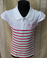Футболка-блуза летняя для девочки.
