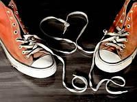 Длинные шнурки, подошва в полоску ... Что жизнь готовит, когда кеды снятся?