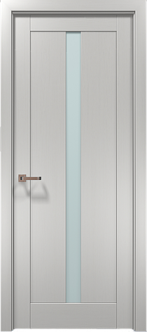 Двери Папа Карло, Полотно+коробка+1 к-кт наличника, Optima, модель Optima-01, фото 2