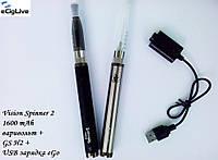 Электронные сигареты Vision Spinner 2 1600 mAh варивольт+GS H2