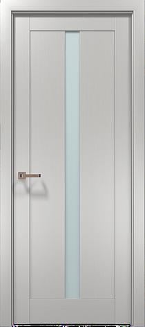 Двери Папа Карло, Полотно+коробка+2 к-кта наличника+добор 100 мм, Optima, модель Optima-01, фото 2