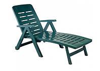 Лежак пляжный Smeraldo
