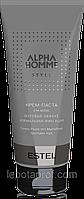 Крем-паста для волос Estel Professional Alpha Homme Style 100 ml