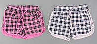 Трикотажные шорты для девочек S&D, 134-164 рр. {есть:134,140,152,158}
