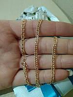 Цепочка золотая 585 пробы рембо