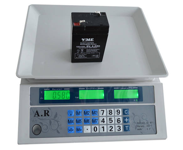 Весы торговые ACS-718 A.R
