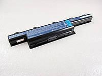 Acer AS10D31, 4400mAh, 6cell, 11.1V, Li-ion, черная, ОРИГИНАЛЬНАЯ