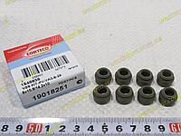 Сальники клапанов Ваз 2101-2107,2108,Заз 1102,1103 Corteco 8шт, фото 1