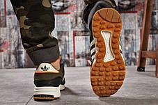 Кроссовки мужские Adidas Adv / 91-17, хаки (15793) размеры в наличии ► [  41 43 44 45 46  ], фото 3