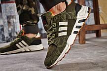 Кроссовки мужские Adidas Adv / 91-17, хаки (15793) размеры в наличии ► [  41 43 44 45 46  ], фото 2
