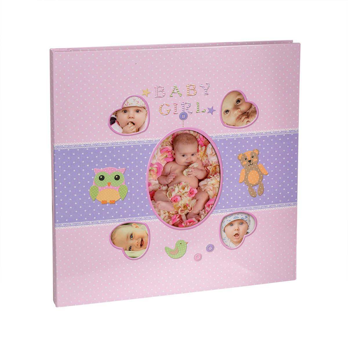 Альбом CHAKO 20 Sheet 9840 Babylove (20 магн. листів) Pink