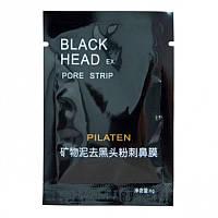 Черная маска для лица Black Head Pilaten 6г