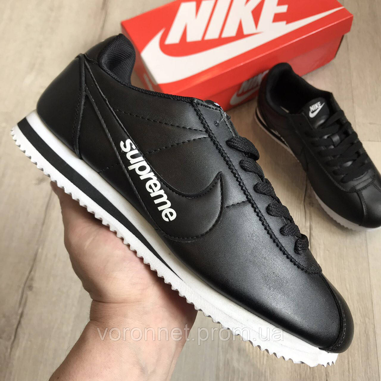 sale retailer 7dc9f 91bcb Мужские кроссовки Nike Cortez Supreme (42,43,45,46)