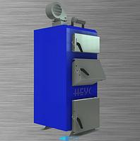 Твердотопливный котел НЕУС-В 25 кВт с автоматикой