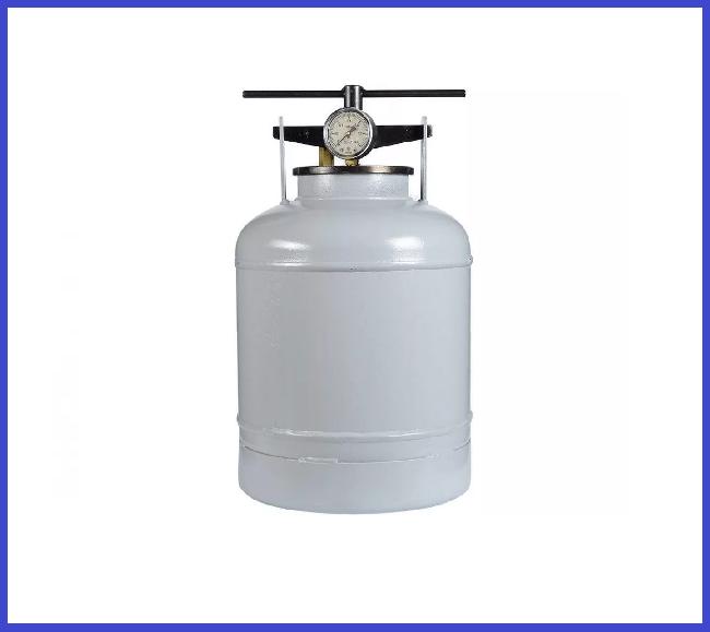 Автоклав заводской Белорусский газ (0,5-21 банка 1л-14 банок)