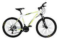 Горный велосипед Trinx STRIKER K036 Белый, черный с салатовым 26 колеса х 19 рама