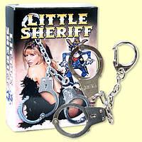 Оригинальный брелок Sheriff приятно удивит Ваших друзей !
