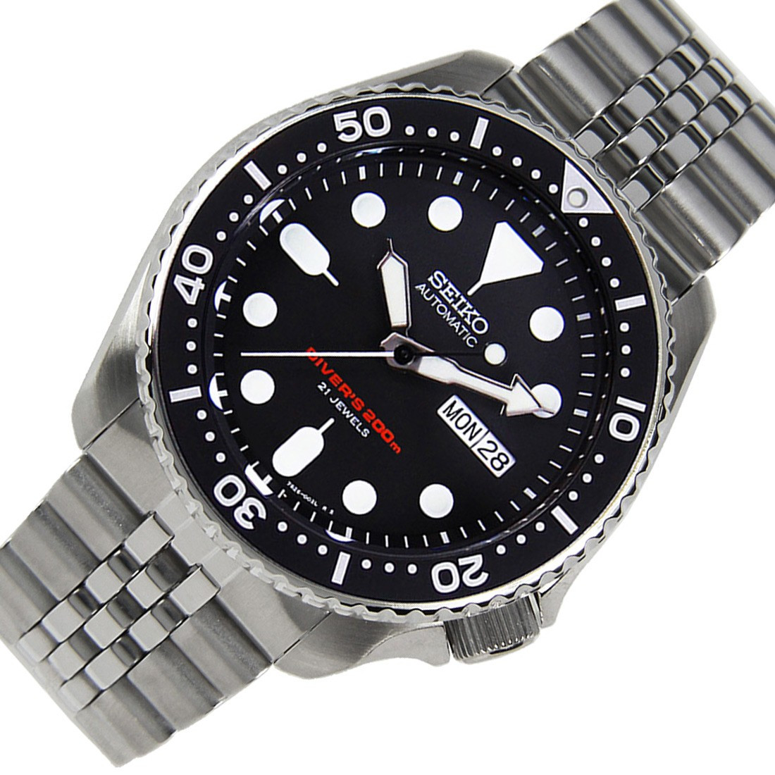 Часы Seiko SKX007K2 Automatic Diver's
