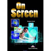 Учебник английского языка On screen 2 Student's Book