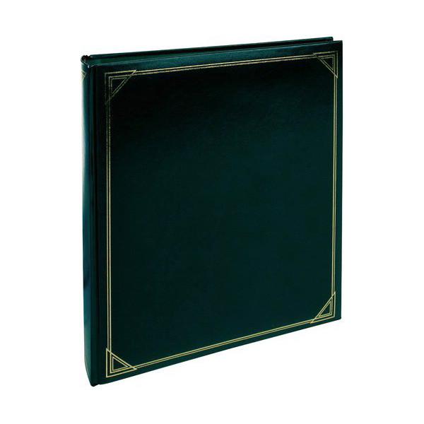 Альбом HENZO 290*335   PROMOBLACK 60 black pages 10.854.01 Green