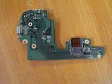 Плата USB, VGA, LAN, SIM Dell Latitude E5420 63N3K БУ, фото 2