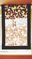 Римская штора  Кофе зерна, фото 1