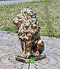 Садовая фигура Львы средние, фото 4
