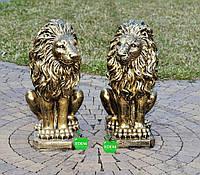 Садовая фигура Львы средние
