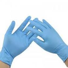 Перчатки одноразовые латексные, виниловые, нитрильные