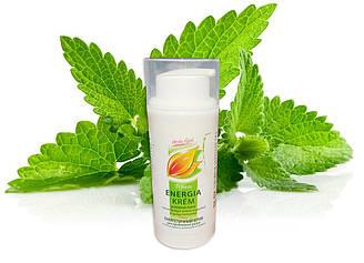 Енергетический крем Herba Gold для проблемной кожи тела с маслом розмарина и травами, 100 мл