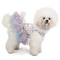 Платье  для собак Pet Fashion Дейзи XS