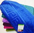 Полотенце рушник Версаче, 100*50 см, фото 2